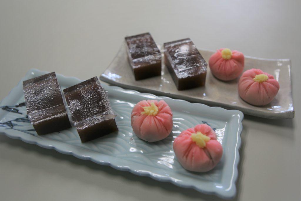 初めての和菓子作り