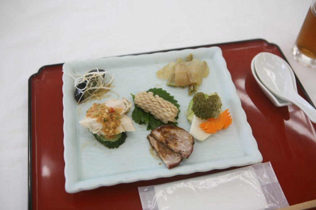 中国料理試食会、無事終了しました!